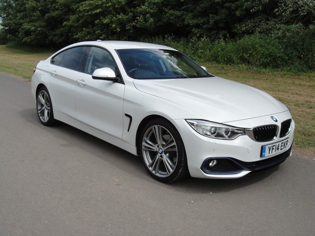BMW 4 Series Gran Coupe Hatchback 2.0 420d Sport Gran Coupe (s/s) 5dr