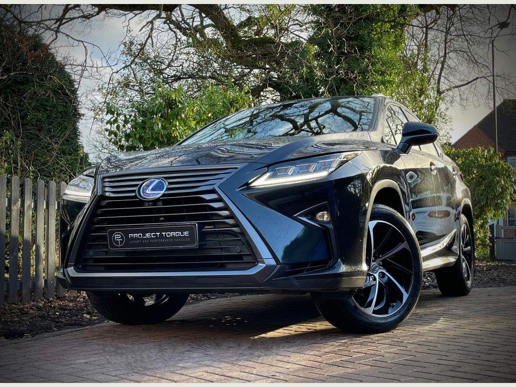 Lexus RX 450h SUV 3.5h V6 Premier CVT 4WD (s/s) 5dr