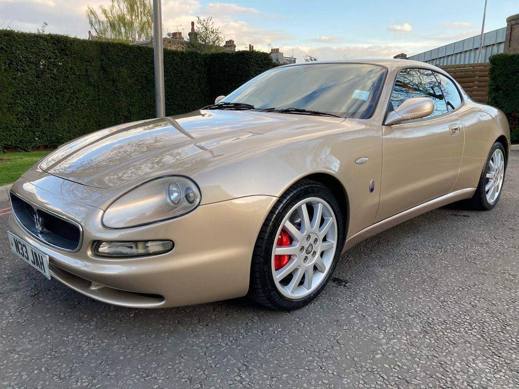 Maserati 3200 Coupe 3.2 V8 GT 2dr