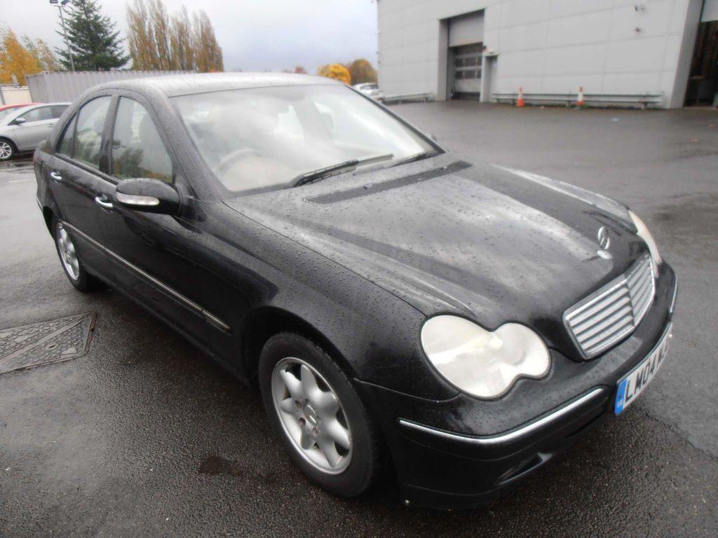 Mercedes-Benz C Class Saloon 2.1 C200 CDI Elegance SE 4dr