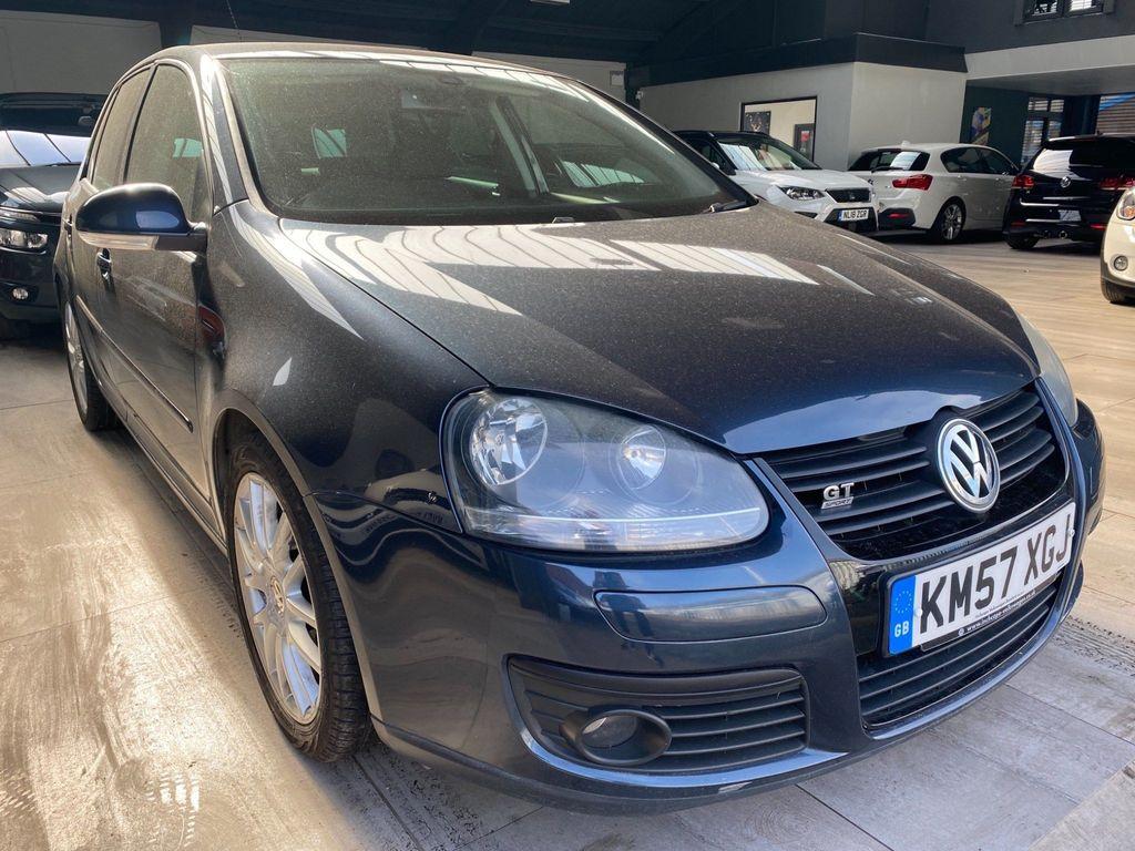 Volkswagen Golf Hatchback 2.0 TDI GT Sport DSG 5dr