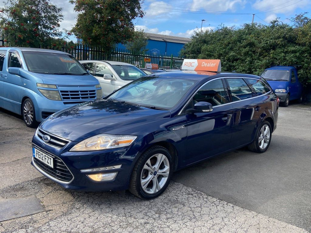 Ford Mondeo Estate 2.0 Titanium Powershift 5dr
