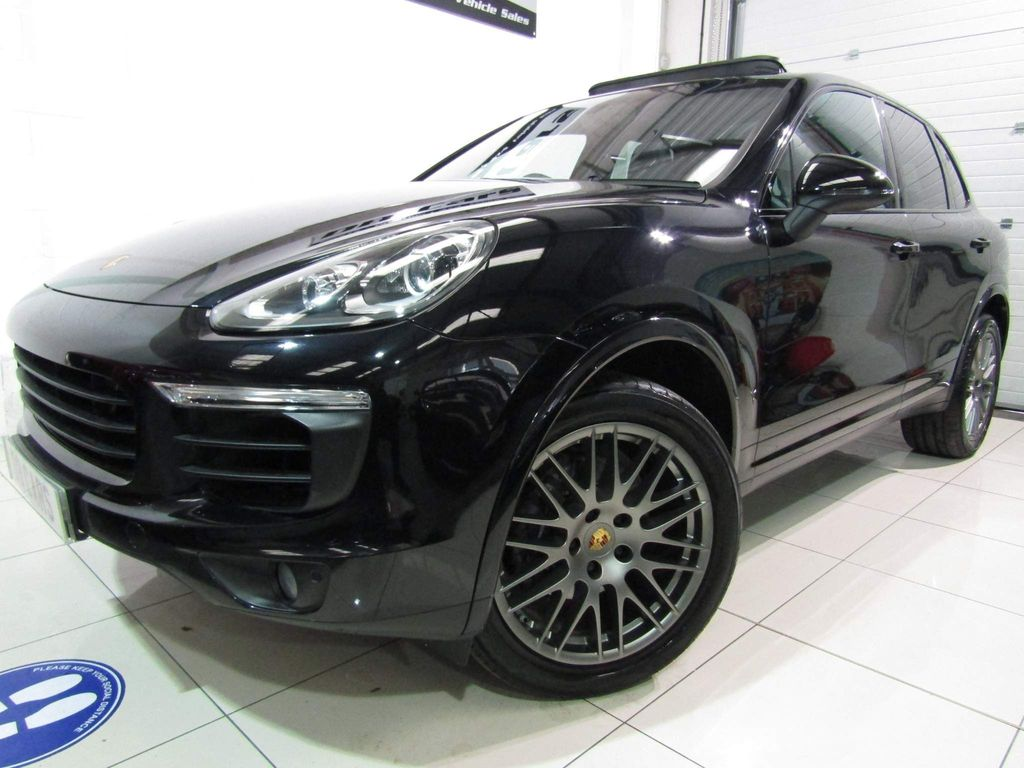 Porsche Cayenne SUV 3.0 TD Platinum Edition Tiptronic S 4WD (s/s) 5dr