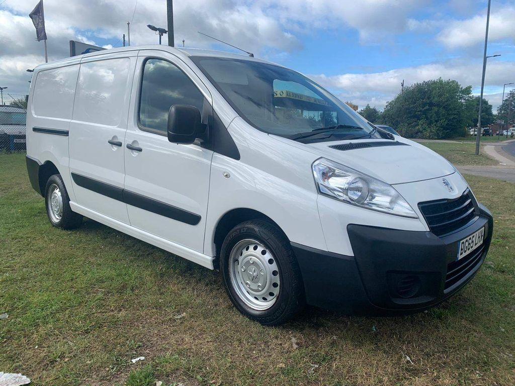 Peugeot Expert Panel Van 1.6 HDi (EU5) L2 H1 LWB 4dr