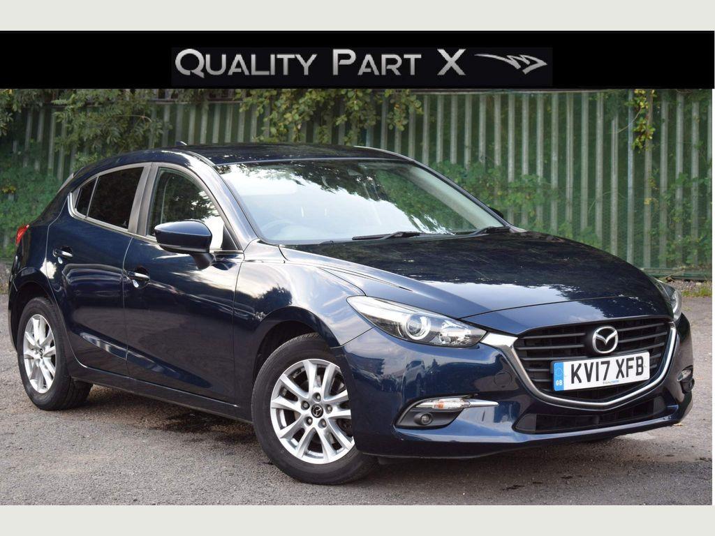 Mazda Mazda3 Hatchback 2.0 SKYACTIV-G SE-L Nav Auto (s/s) 5dr