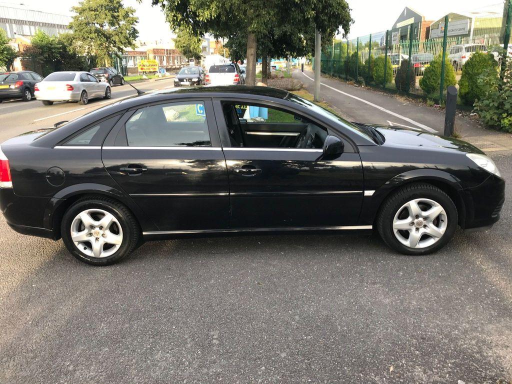 Vauxhall Vectra Hatchback 1.9 CDTi Exclusiv 5dr