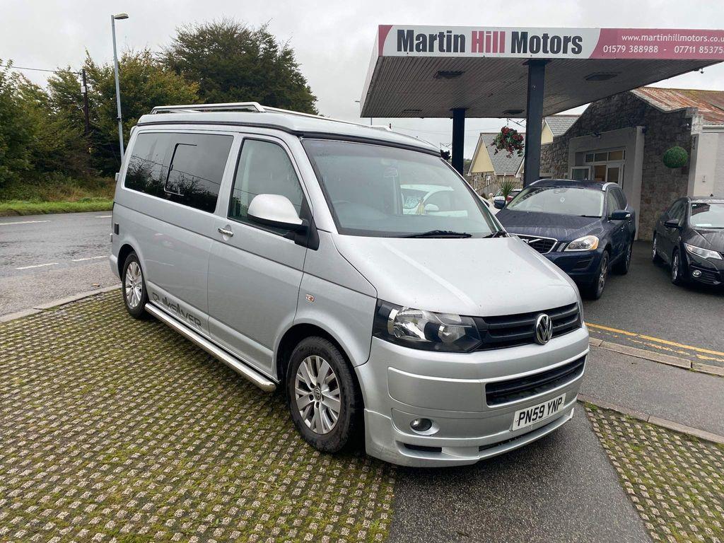 Volkswagen Transporter Panel Van Motor Caravan