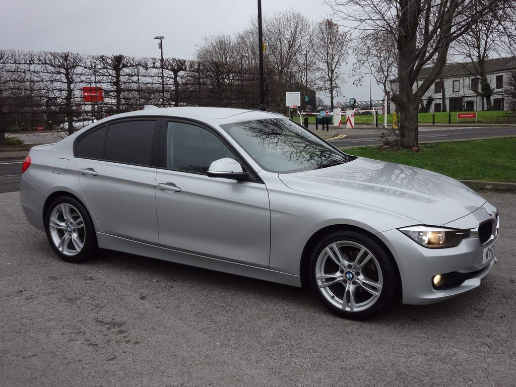 BMW 3 Series Saloon 2.0 320d ED EfficientDynamics 4dr