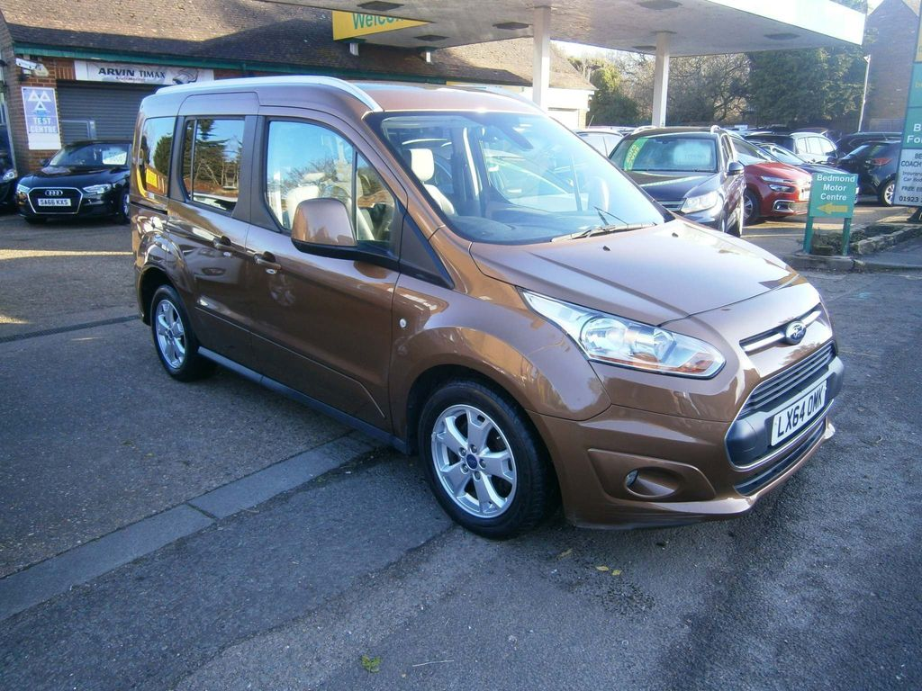 Ford Tourneo Connect MPV 1.6 Titanium Auto 5dr