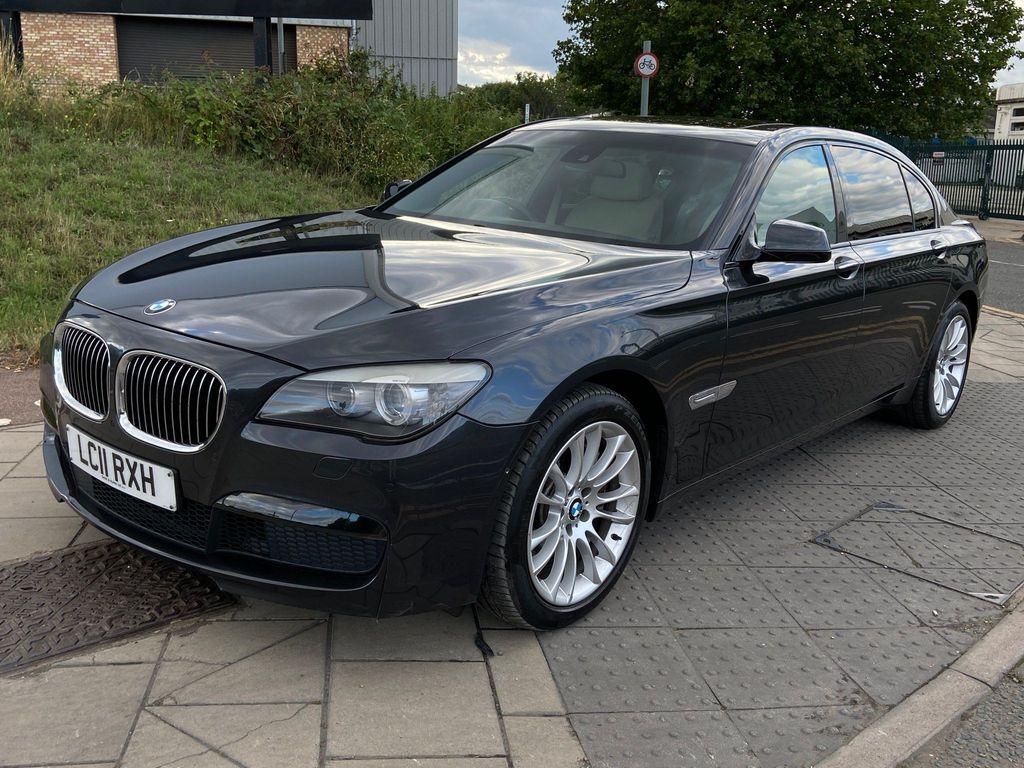BMW 7 Series Saloon 4.4 750Li V8 M Sport 4dr