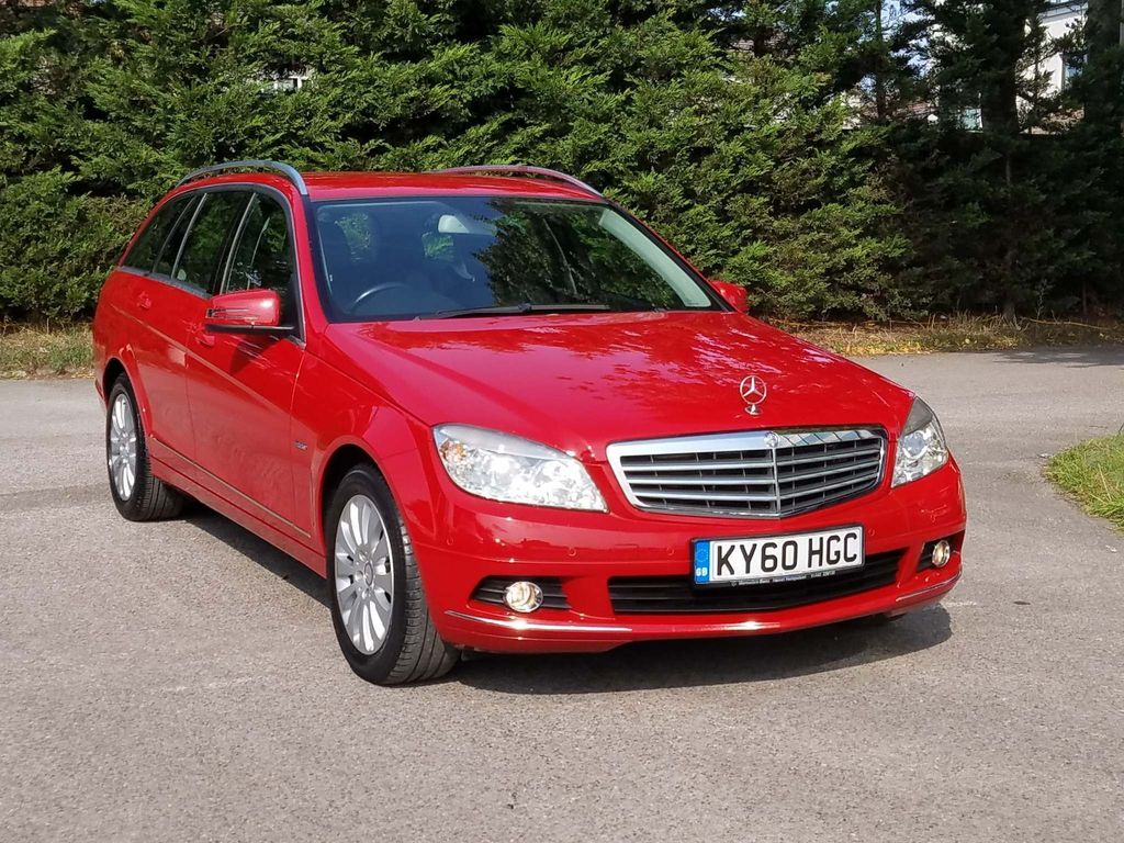 Mercedes-Benz C Class Estate 1.8 C180 BlueEFFICIENCY Elegance 5dr