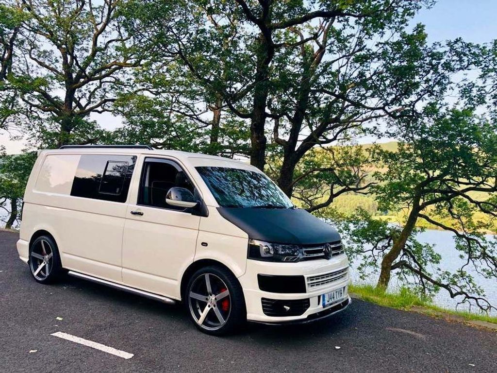 VOLKSWAGEN TRANSPORTER Panel Van T30 2.5 130 TDI - Full Camper Conversion