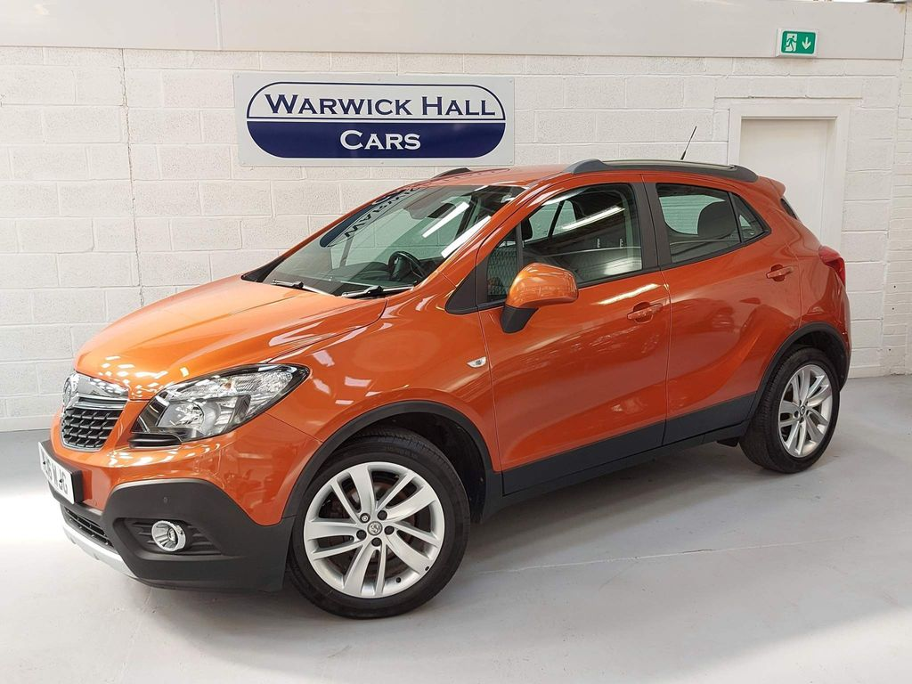 Vauxhall Mokka Hatchback 1.6 CDTi Exclusiv 4x4 (s/s) 5dr