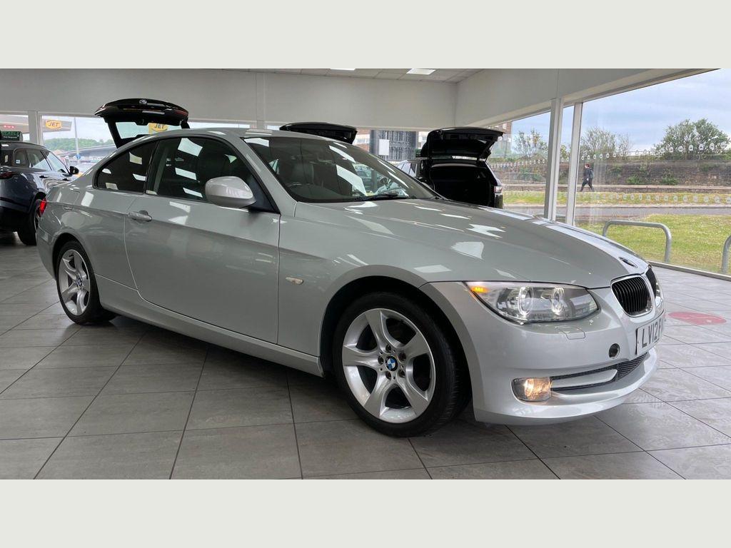 BMW 3 Series Coupe 2.0 318i SE 2dr