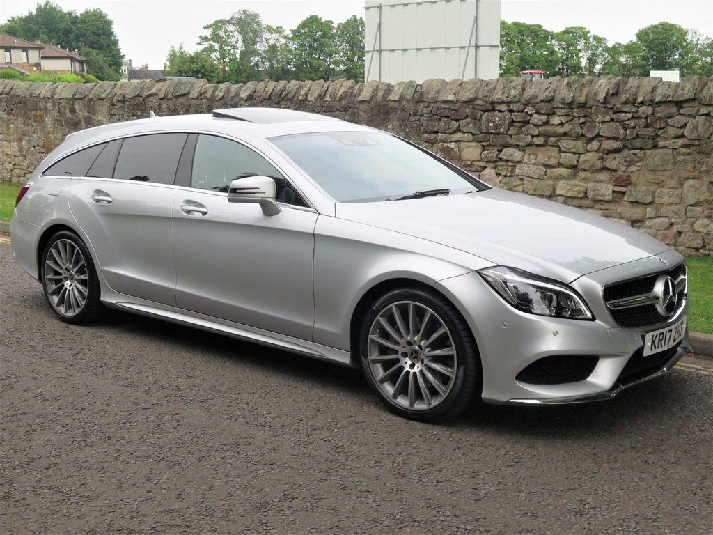 Mercedes-Benz CLS Estate 3.0 CLS350d V6 AMG Line (Premium Plus) Shooting Brake G-Tronic+ (s/s) 5dr