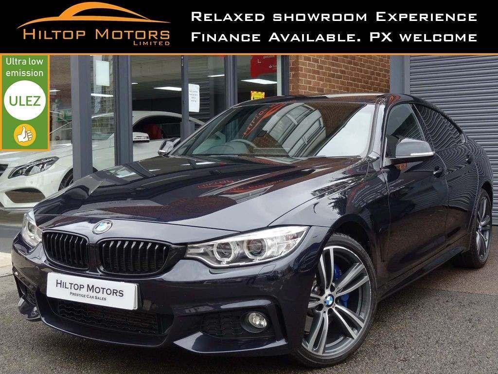 BMW 4 Series Gran Coupe Saloon 2.0 420d M Sport Gran Coupe xDrive (s/s) 5dr