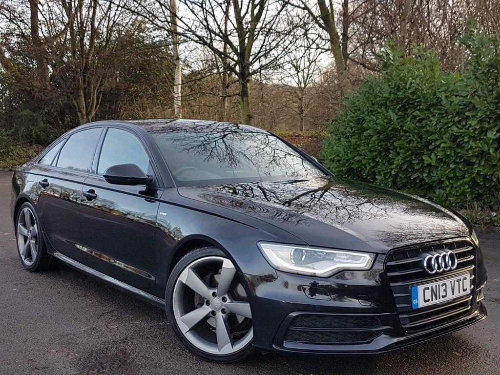 Audi A6 Saloon Saloon 2.0 TDI Black Edition 4dr