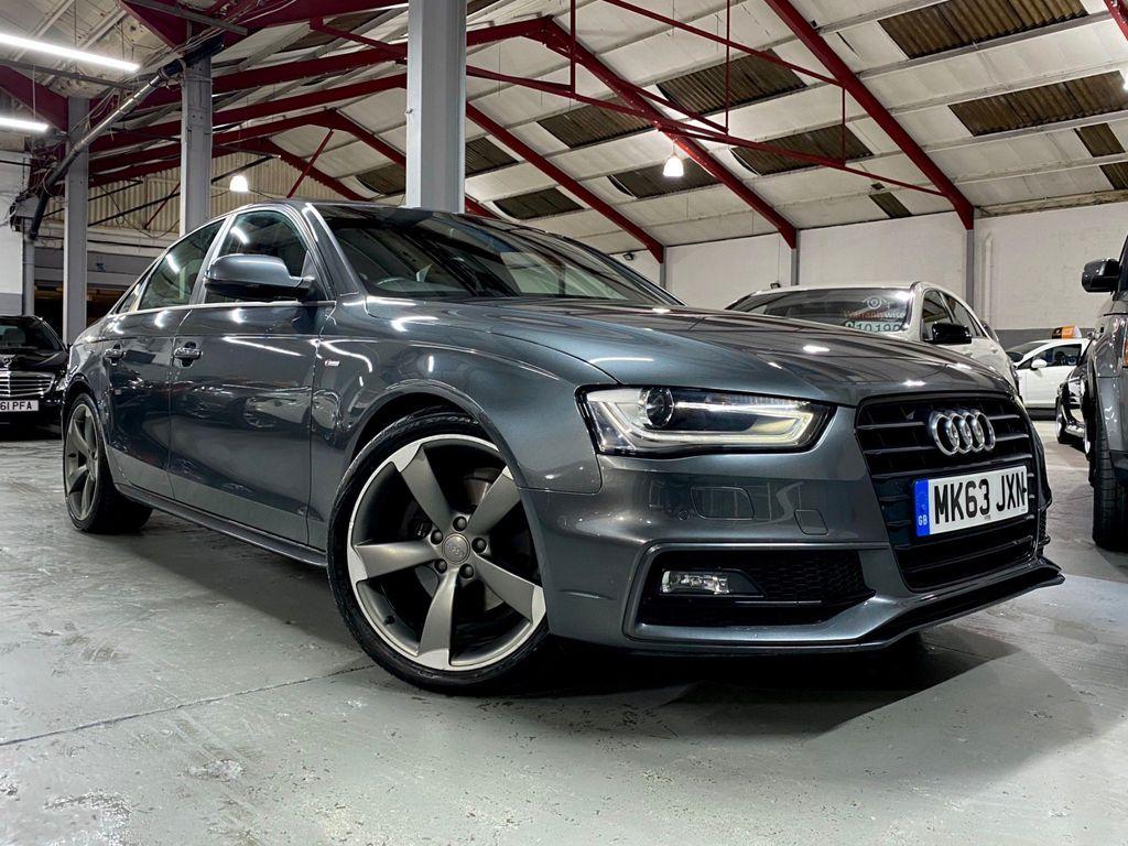 Audi A4 Saloon 1.8 TFSI Black Edition Multitronic 4dr