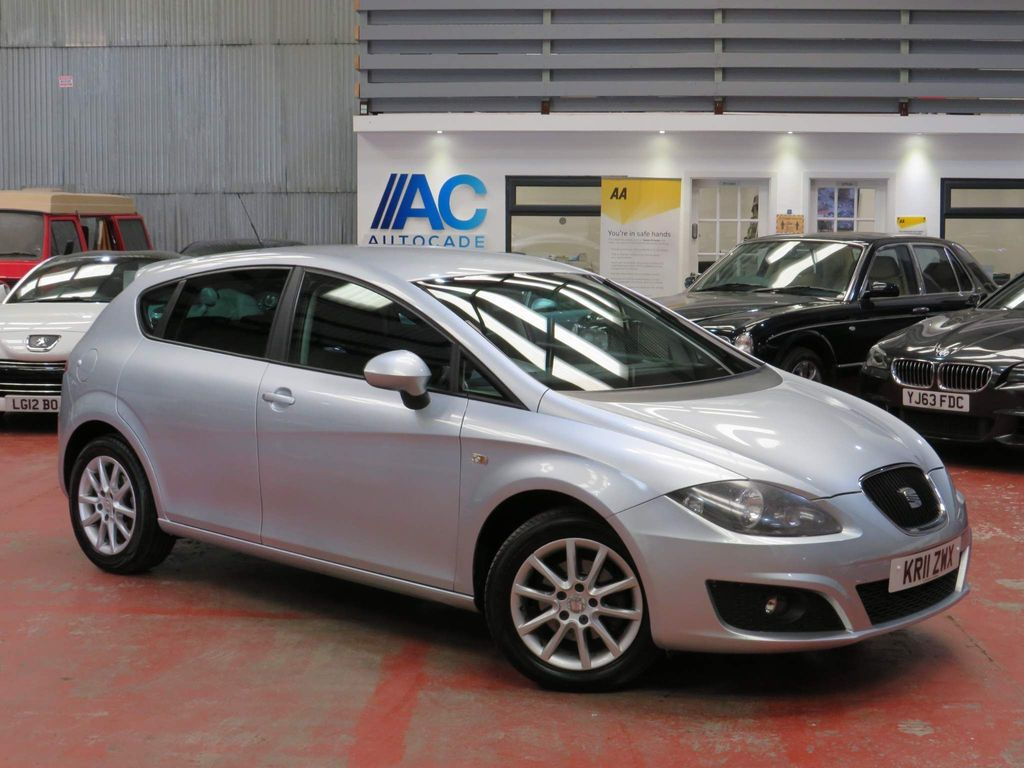 SEAT Leon Hatchback 1.2 TSI SE Copa 5dr