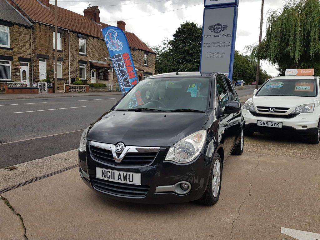 Vauxhall Agila MPV 1.2 VVT ecoFLEX SE 5dr