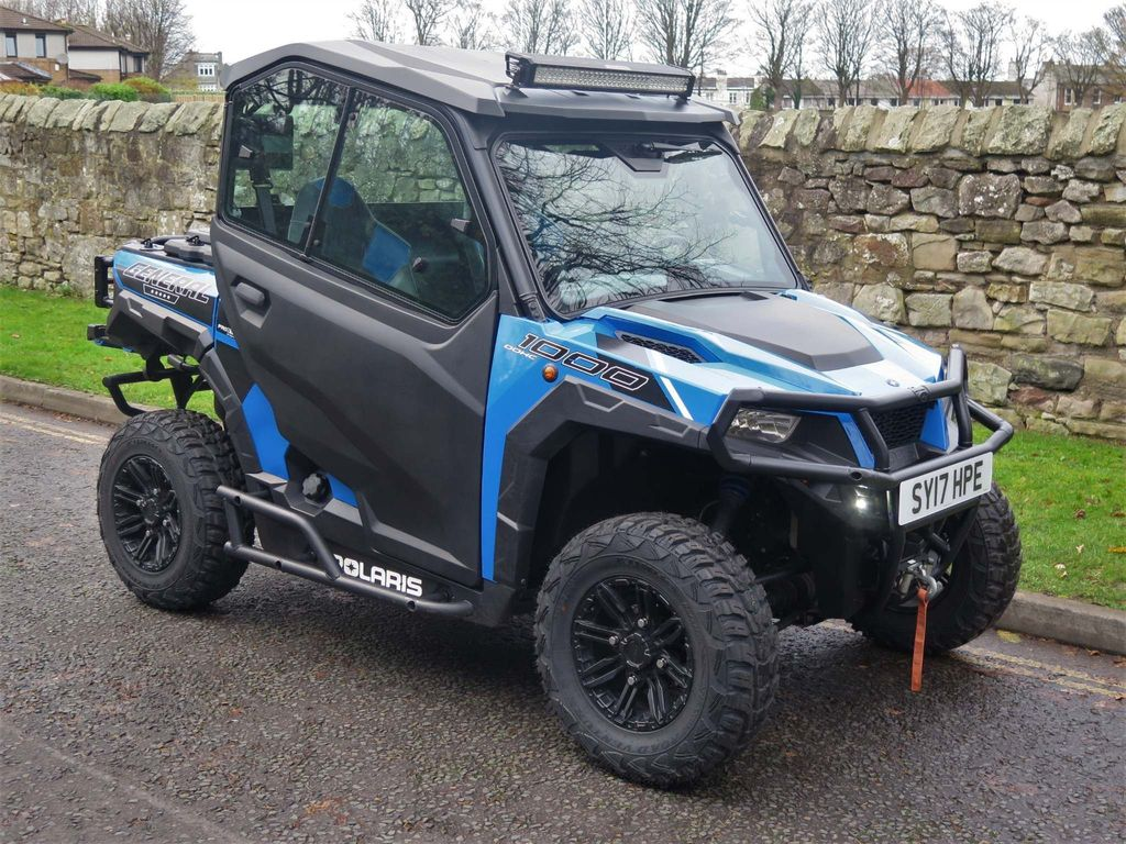 Polaris GENERAL 1000 EPS Unlisted GENERAL 1000 EPS