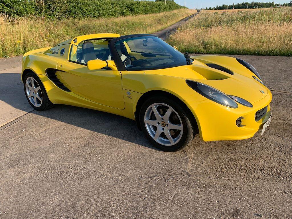 Lotus Elise Convertible 1.8 135R 2dr