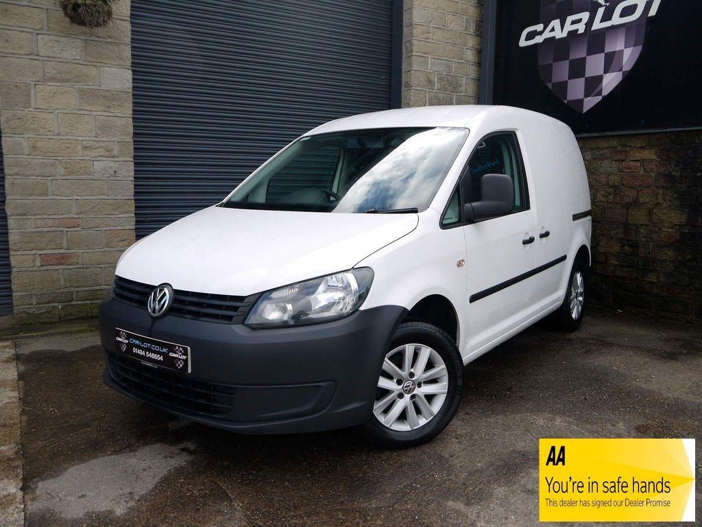 Volkswagen Caddy Panel Van 1.6 TDI C20 CR Startline EU5 5dr