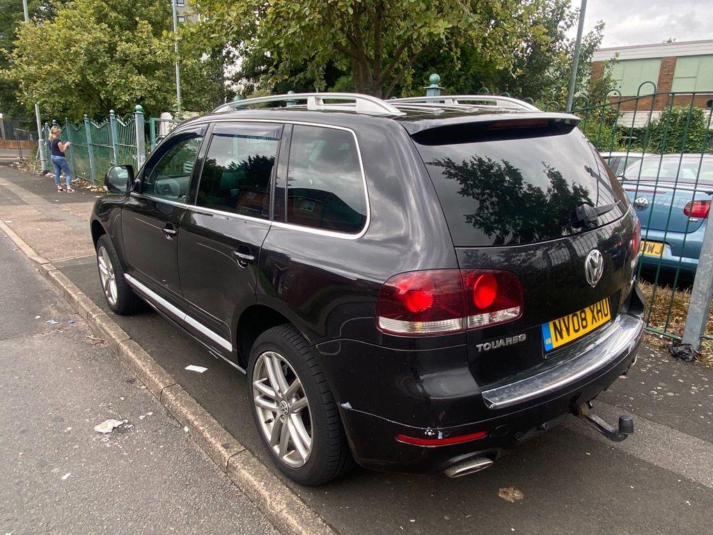 Volkswagen Touareg SUV 3.0 TDI V6 DPF Altitude 5dr