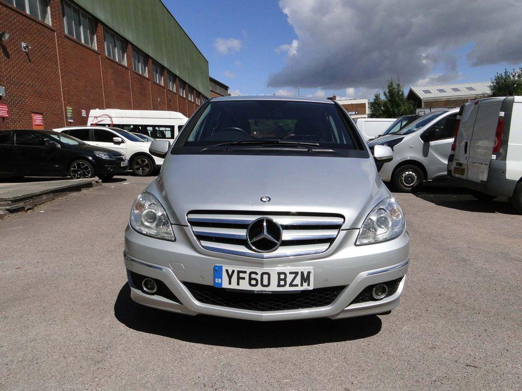 Mercedes-Benz B Class Hatchback 2.0 B200 CDI SE CVT 5dr