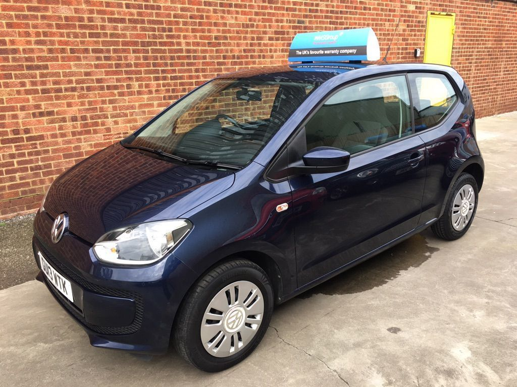 Volkswagen up! Hatchback 1.0 Move up! 3dr