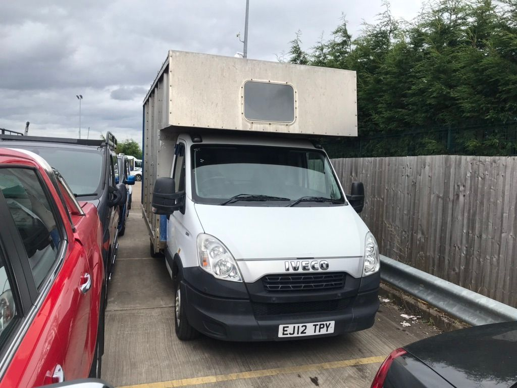 Iveco Daily Chassis Cab 2.3 TD 35S11 Chassis Cab 2dr (LWB)