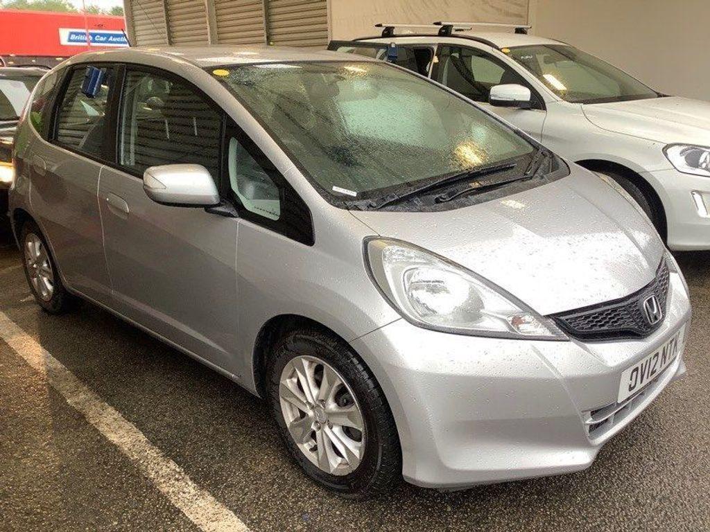 Honda Jazz Hatchback 1.4 i-VTEC ES CVT 5dr