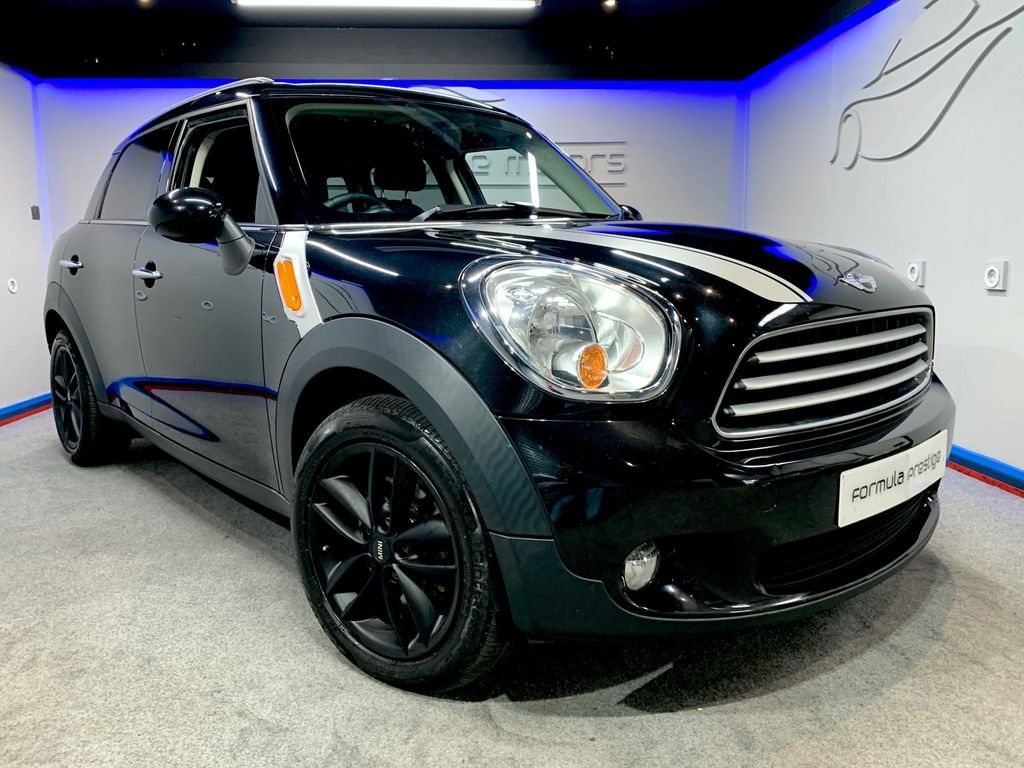 MINI Countryman Hatchback 1.6 Cooper D (Chili) 5dr