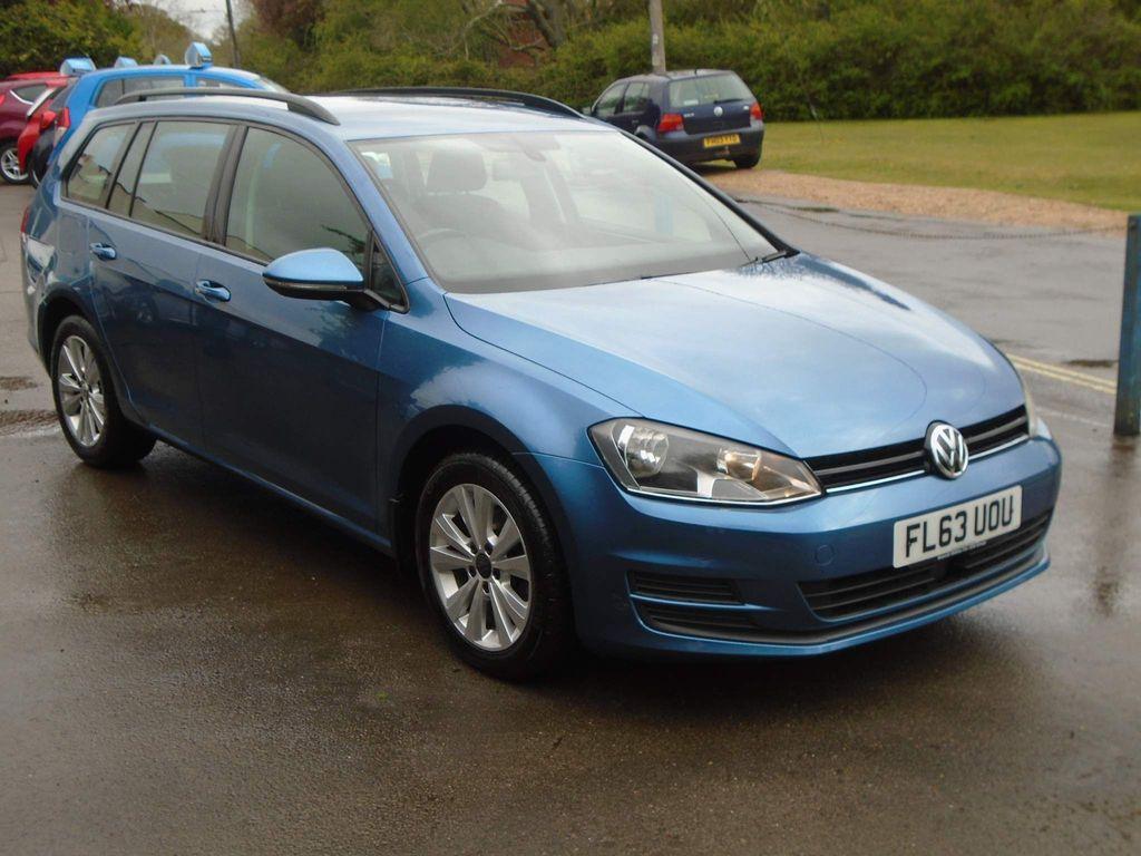 Volkswagen Golf Estate 1.6 TDI BlueMotion Tech SE 5dr