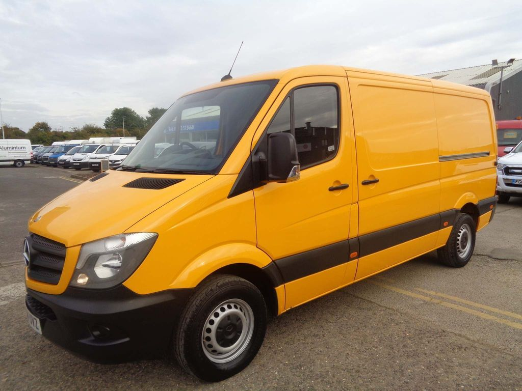 MERCEDES-BENZ SPRINTER Panel Van 2.1 CDI 313 Panel Van 4dr MWB