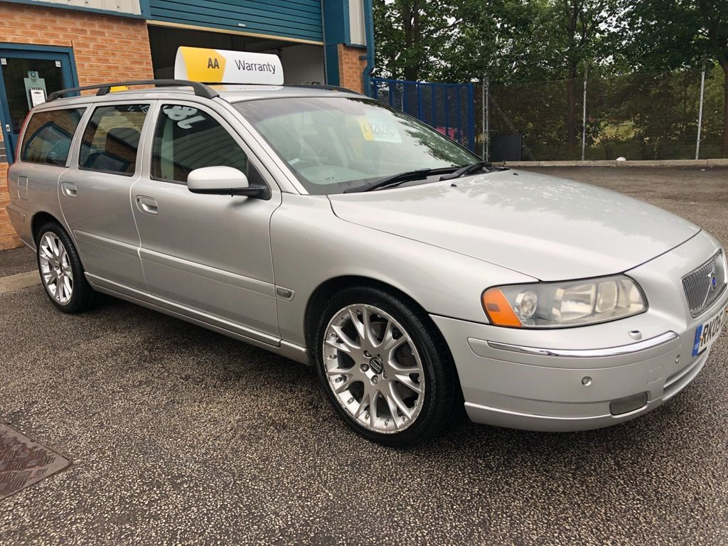VOLVO V70 Estate 2.4 T5 SE Geartronic 5dr