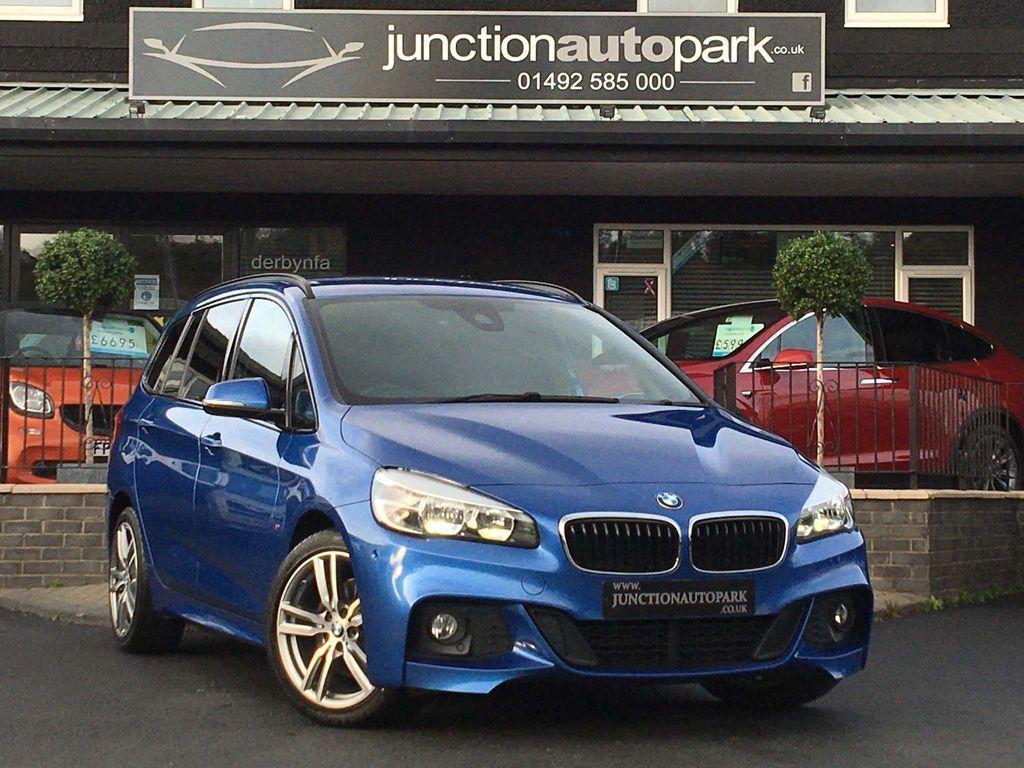 BMW 2 Series Gran Tourer MPV 2.0 218d M Sport Gran Tourer Auto (s/s) 5dr