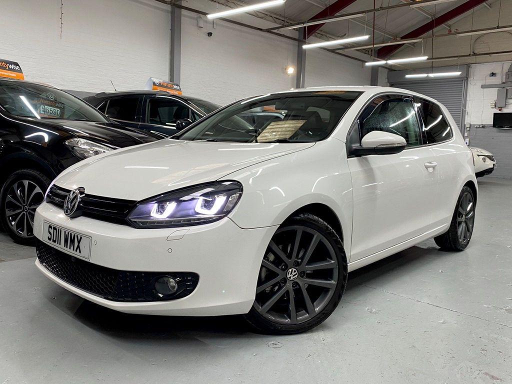 Volkswagen Golf Hatchback 1.4 TSI Match 3dr