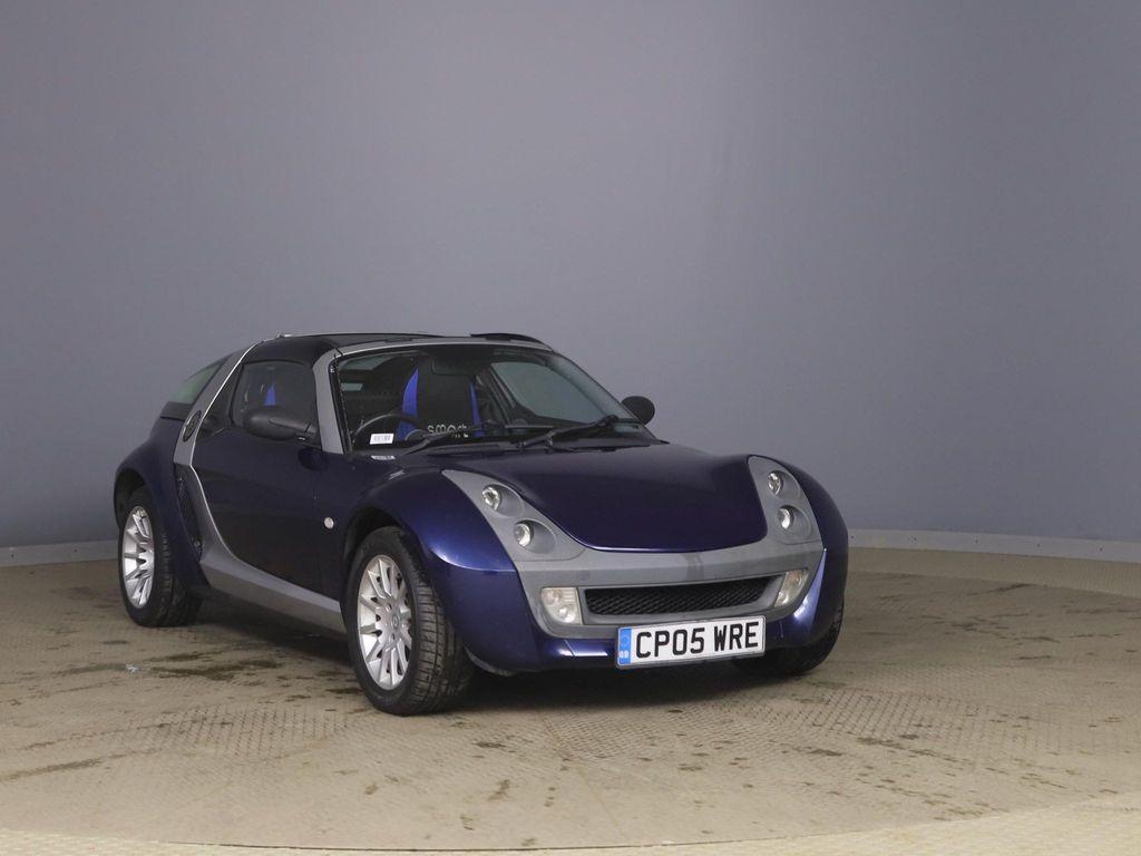Smart Roadster Convertible 0.7 Roadster 2dr