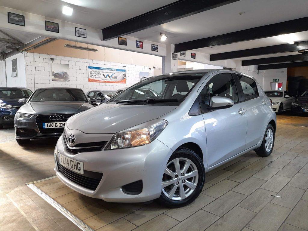 Toyota Yaris Hatchback 1.33 VVT-i Icon 5dr