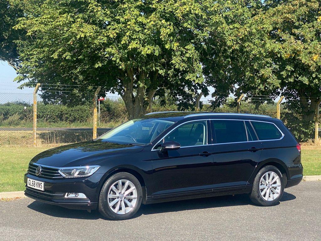 Volkswagen Passat Estate 2.0 TDI SE Business (s/s) 5dr
