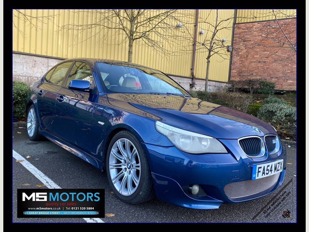 BMW 5 Series Saloon 3.0 530d Sport 4dr