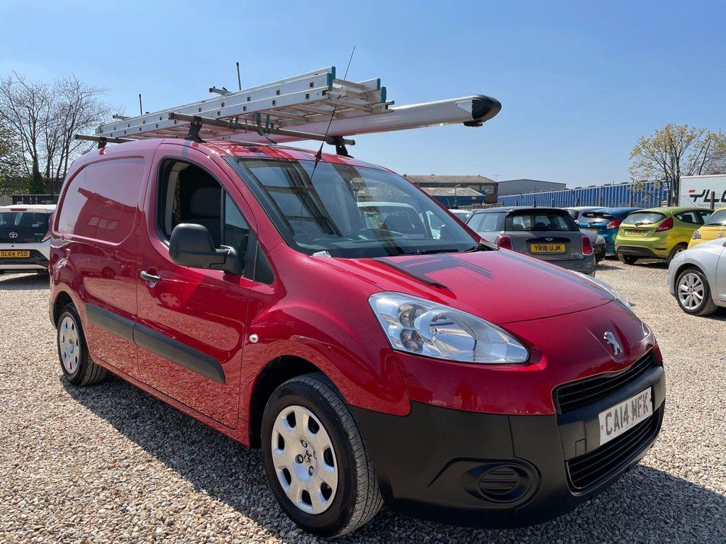 Peugeot Partner Panel Van E Electric SE L1 636 6dr