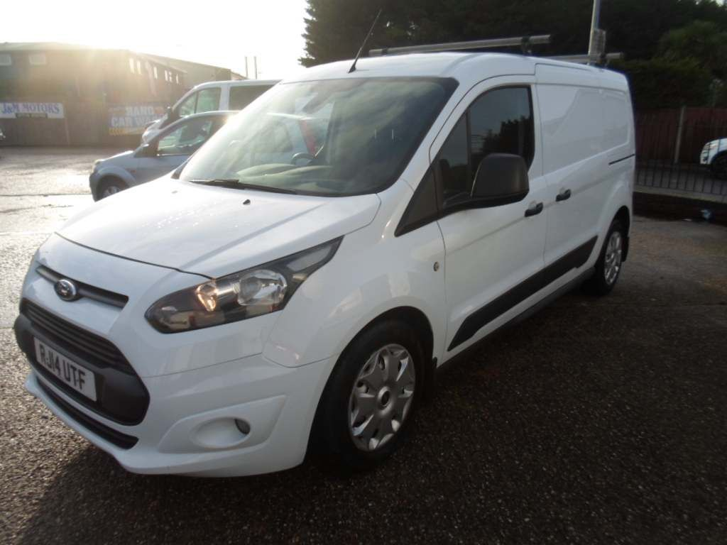Ford Transit Connect Panel Van 1.6 TDCi 240 L2 Trend 4dr