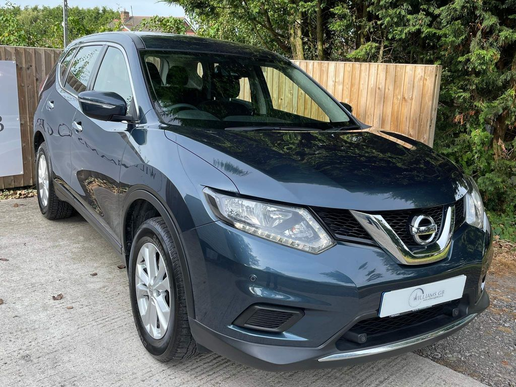 Nissan X-Trail SUV 1.6 dCi Visia (s/s) 5dr