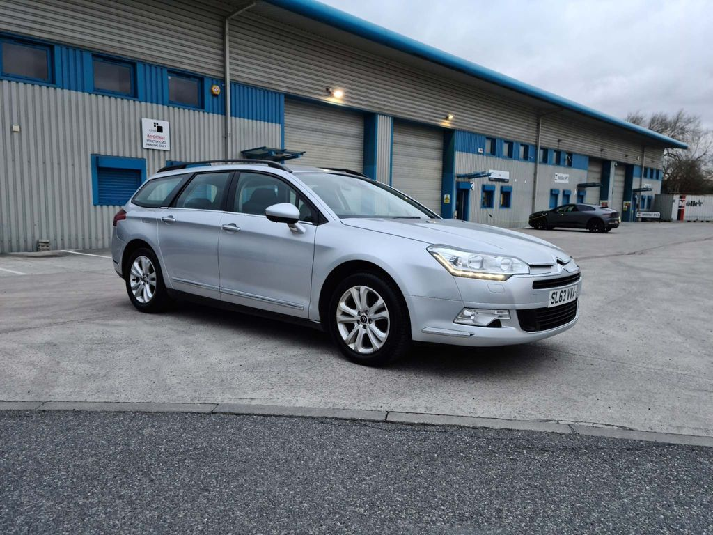Citroen C5 Estate 1.6 HDi VTR+ Tourer 5dr