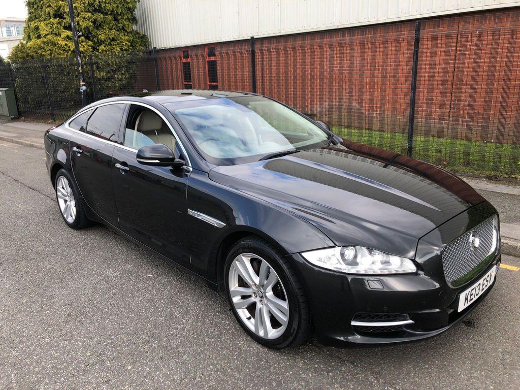Jaguar XJ Saloon 3.0d V6 Premium Luxury Auto (s/s) 4dr