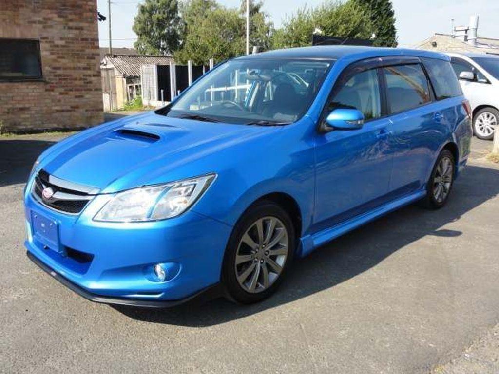 Subaru Exiga Estate 2.0T GT SUPERB FRESH IMPORT