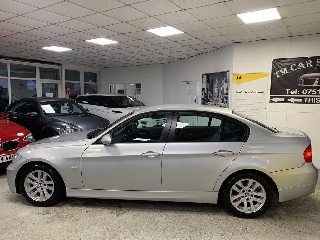 BMW 3 Series Saloon 2.0 320i SE 4dr
