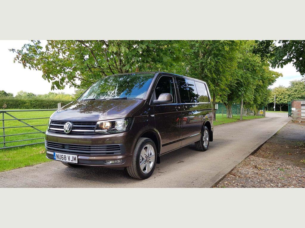 Volkswagen Transporter Combi Van T32 KOMBI HIGHLINE SWB EURO 6